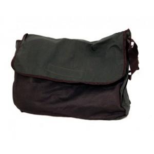 Dummy taske grøn Canvas