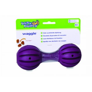 Busy Buddy Waggle logre